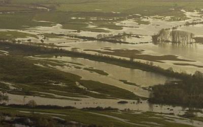 Un territoire inondable