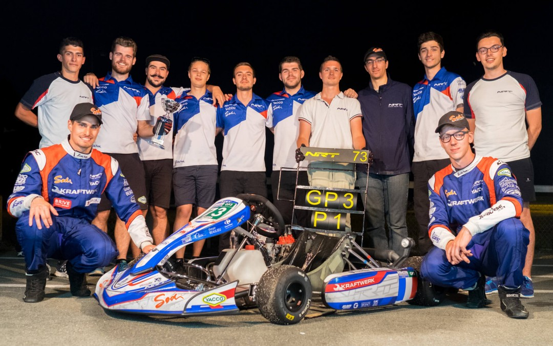 Nevers Racing Team aux 6 heures du Centre à Mer