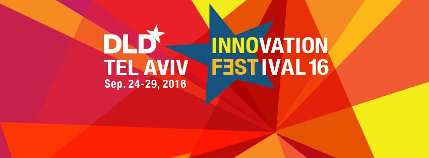 Denis Thuriot et Alain Bourcier, au DLD Innovation Festival de Tel Aviv
