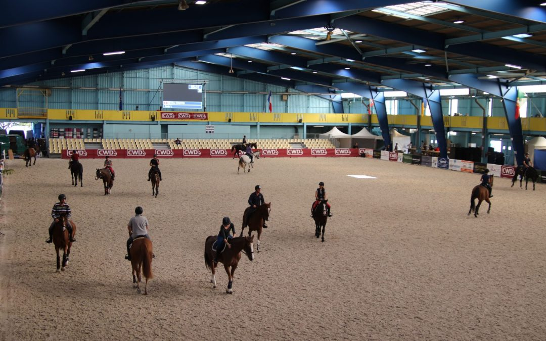 Jumping Indoor International de Nevers