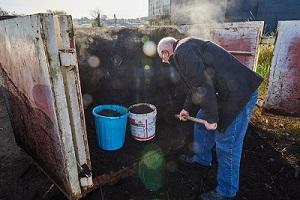 Compost et broyat sont offerts en déchèterie