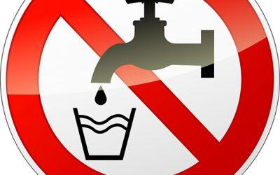 Fuite d'eau à Garchizy