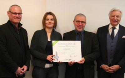 Nevers Agglomération reçoit le prix Energies citoyennes