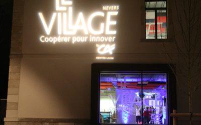 Le Village by CA Nevers : l'accélérateur de start-up est bien lancé