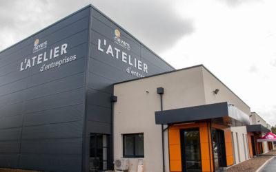 Nevers Agglomération ouvre L'Atelier d'entreprises