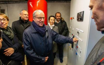 L'alimentation en eau potable interconnectée et sécurisée