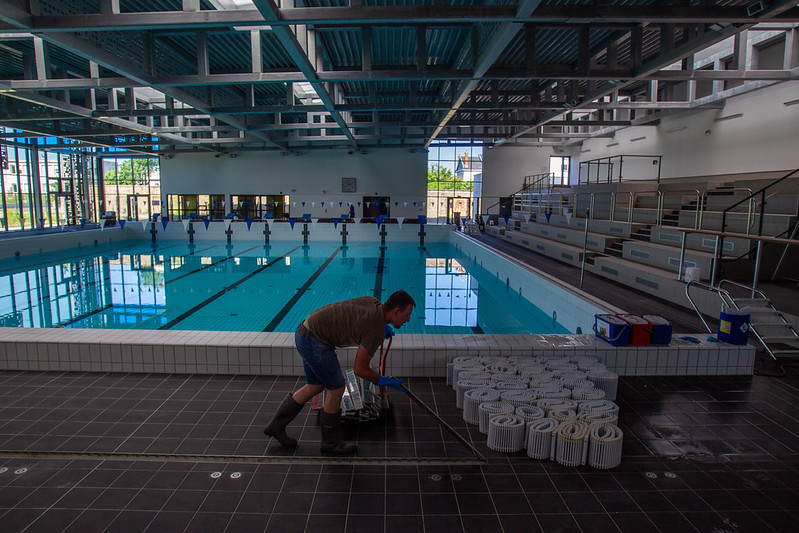 Vidange piscine Aquabalt