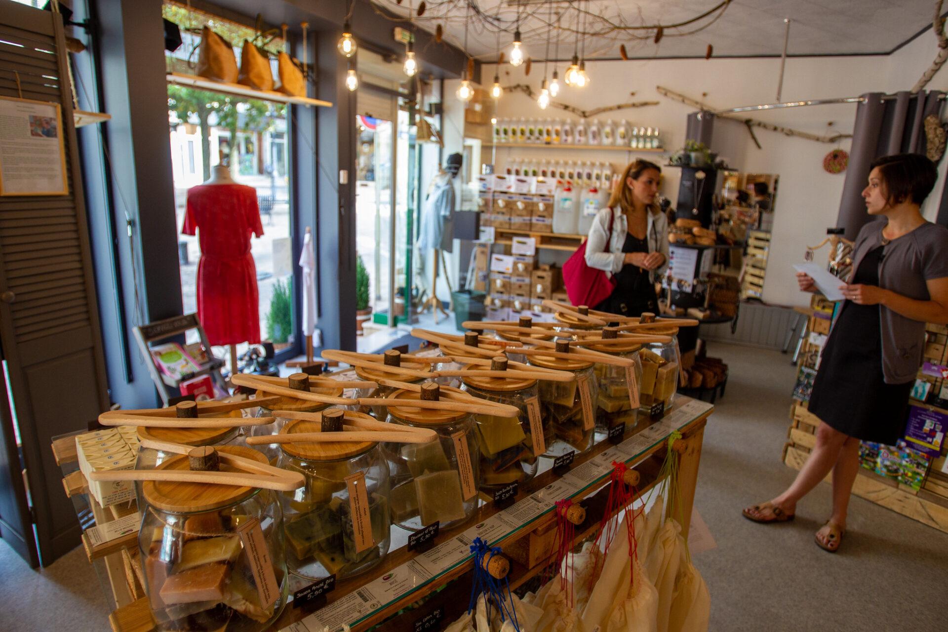 Nevers Agglomération soutient ses artisans et commerçants