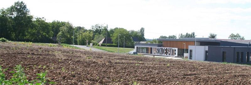 Sermoise-sur-Loire : lotissement