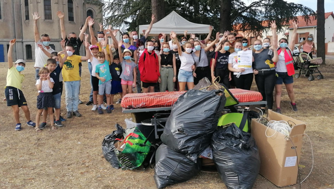 Retour sur le World CleanUp Day