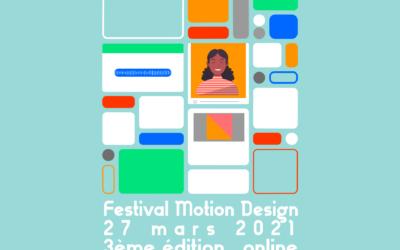 Festival Motion Design 27 Mars 2021