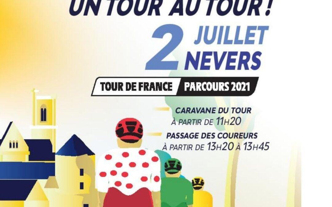 Venez faire un tour au Tour !